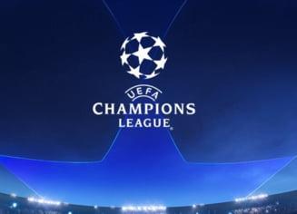 Liga Campionilor: Rezultatele inregistrate miercuri, clasamentele finale si echipele calificate