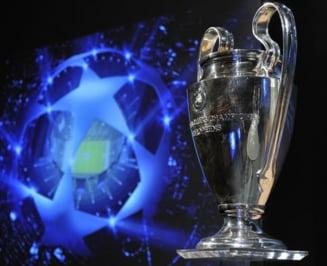 Liga Campionilor: Rezultatele inregistrate miercuri si programul turului 3 preliminar