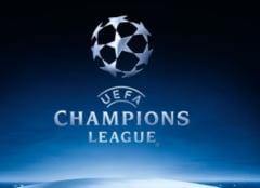 Liga Campionilor: Rezultatele inregistrate miercuri