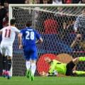 Liga Campionilor: Sevilla a castigat la limita cu Leicester
