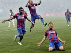 Liga Campionilor: Steaua a castigat turul cu Trencin