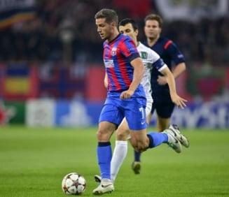 Liga Campionilor: Steaua castiga dramatic cu Ludogorets