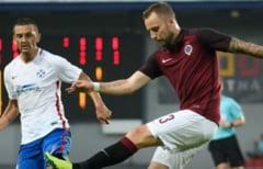 Liga Campionilor: Steaua remizeaza cu Sparta Praga dupa un meci magic facut de Nicusor Stanciu
