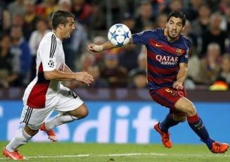 Liga Campionilor: Barcelona a remizat cu Leverkusen si nemtii sunt eliminati