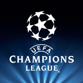 Liga Campionilor: Rezultatele meciurilor de marti si echipele calificate in optimi