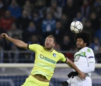 Liga Campionilor: Wolfsburg castiga un meci spectaculos in Belgia