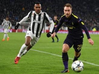 Liga Campionilor, optimi: Juventus a remizat cu Tottenham. Manchester City a facut spectacol la Basel