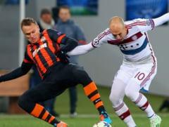Liga Campionilor, optimi: Sahtiorul smulge o remiza cu Bayern