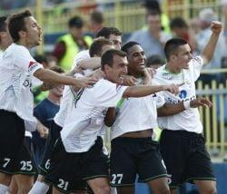 Liga I: CFR Cluj, doar o remiza cu Gaz Metan Medias