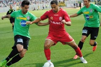 Liga I: CFR Cluj trece lejer de FC Botosani