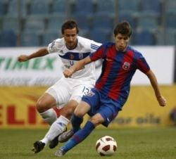 Liga I: Steaua a invins greu Universitatea Craiova