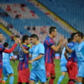 Liga I: Steaua castiga dupa un meci palpitant cu Sageata Navodari