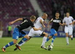 Liga I: Viitorul se indreapta spre liga secunda, dupa infrangerea cu Timisoara