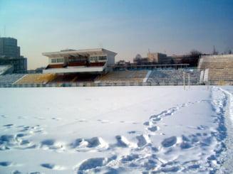 Liga I:Etapa a 19-a s-ar putea amana pentru 2011