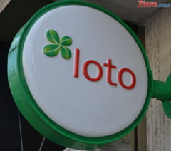 Loto 6/49: Report de 2,2 milioane de euro la extragerea de duminica