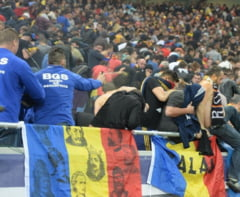 Macelul de pe National Arena: Dosar penal pentru un agent BGS (Video)