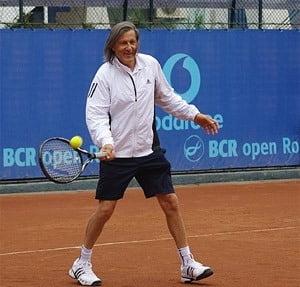 Mandru ca sunt roman: Ilie Nastase, frumosul nebun care a cucerit tenisul