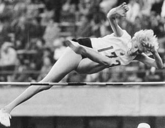 Mandru ca sunt roman: Iolanda Balas, doamna care a stapanit atletismul
