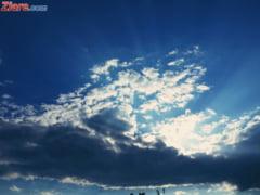 Meteo: A doua zi de Paste cu soare. De maine revin ploile si frigul