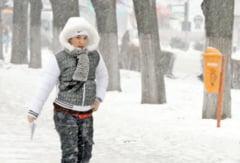 Meteo: Adevarata iarna bate la usa - cum va fi vremea pana in martie