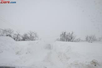 Meteo: Duminica ne asteapta ninsori abundente si polei