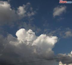 Meteo: Duminica ne mai bucuram de vremea calda, dar temperaturile scad drastic de luni