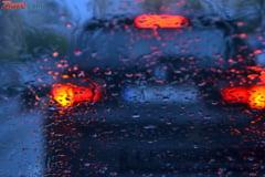 Meteo: Inca o zi cu cod galben de ploaie