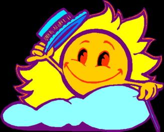 Meteo: Norii se risipesc si soarele zambeste