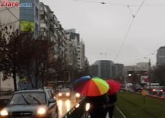 Meteo: Nu scapam de ploi si vant