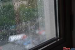 Meteo: Nu va uitati umbrelele acasa - atentionare de ploi torentiale. Nu si in Bucuresti