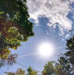 Meteo: Sfarsit de weekend cu vreme instabila si furtuni de vara