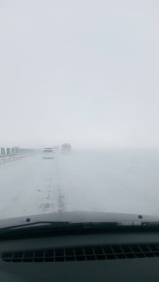 Meteo: Vreme mohorata si cod galben de ceata in 8 judete