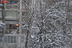 Meteo: Vreme urata - ploi si cod galben de ninsori pentru mai multe judete