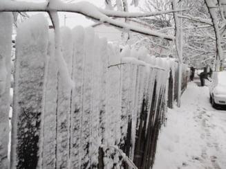 Meteo: Cea mai geroasa zi din aceasta iarna