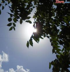 Meteo: Duminica vine cu putina ploaie - cum va fi inceputul saptamanii viitoare