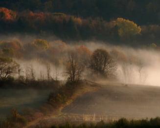 Meteo: Frig, ceata si soare ioc - cum va fi in vremea in weekend