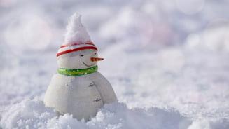 Meteo: Iarna si-a intrat in drepturi