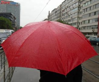 Meteo: Inca o zi de ploi si vreme urata, inainte sa vina primavara