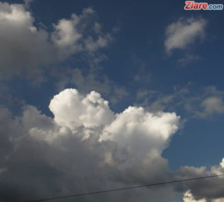 Meteo: Inceput de februarie cu maxime de 16 grade si ceva ploi