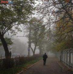 Meteo: Ne asteapta temperaturi scazute si ploi