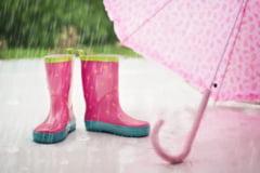 Meteo: Nu scapam de ploi nici in weekend