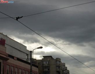 Meteo: Ploi si temperaturi mai mici