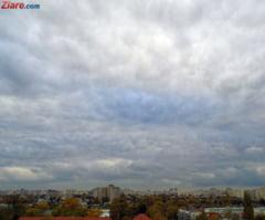 Meteo: Temperaturi cu 8 grade mai mici decat cele normale