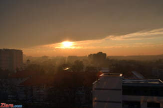 Meteo: Ultimele zile cu vreme frumoasa. Duminica vine iarna