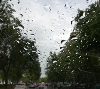 Meteo: Vine ploaia, dar nu si la Bucuresti