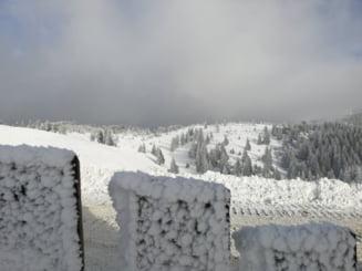Meteo: Vreme mai calda decat ar fi normal, dar la Bucuresti scad temperaturile. Cod galben de ceata in jumatate de tara