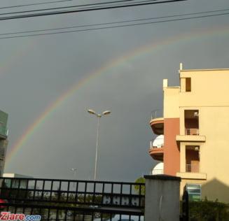 Meteo: Weekend cu soare, dar si cu ploi