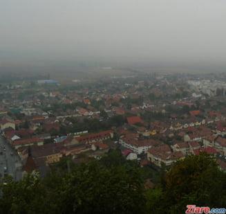 Meteo: Zapuseala, dar si furtuni cu 80 de litri de ploaie pe metru patrat