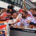 MotoGP: Campionul mondial castiga o cursa dramatica, decisa in ultimul tur (Video)