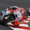 MotoGP: Dovizioso castiga cursa din Spania, una neagra pentru Rossi si compania